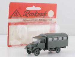 Roskopf 140 RMM Ford 3t LKW geschlossen Militär 1:87  OVP