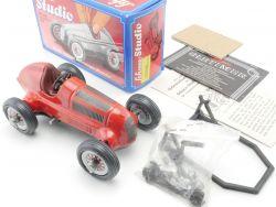 Schuco 1050 Studio Mercedes Grand Prix #3 Uhrwerk 1980er TOP OVP