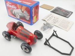 Schuco 1050 Studio Mercedes Grand Prix #9 Uhrwerk 1980er TOP OVP
