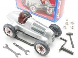 Schuco 1050 Studio Mercedes Grand Prix #5 Uhrwerk Silberpfeil OVP