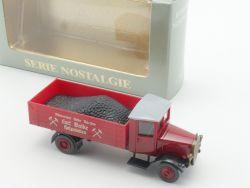 Roskopf 1012 Nostalgie Mercedes Kohlewagen Carl Balke 1931 N OVP