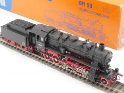 Roco 04112 A Dampflokomotive BR 58 525 Reichsbahn DRG H0 OVP