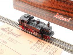 Liliput 91 03 Dampflokomotive BR 91 1323 DB DC H0 defekt! OVP