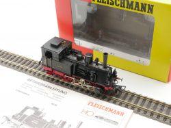 Fleischmann 4010 Dampflokomotive BR 89 7462 DRG DC H0 TOP! OVP