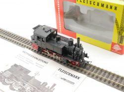 Fleischmann 4016 Dampflok Tenderlok BR 70 091 DB schön OVP