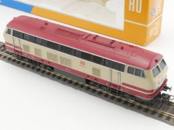 Roco 4151 Diesellokomotive BR 215 036-4 DB DC H0 solide! OVP