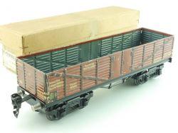 Märklin 1849 Hochbordwagen ohne Bremserhaus Spitzen-Karton! OVP AP