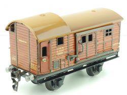Märklin 1790 Güterzug Begleitwagen Gepäckwagen SW 0 lesen! AP