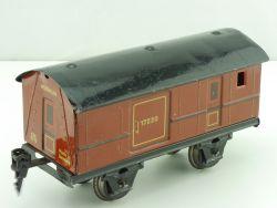 Märklin 1722 Gepäckwagen Rot Zugpackungen 1932-37 SW 0 AP