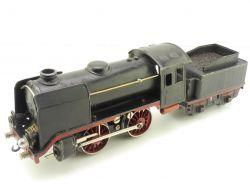 Märklin R 66/12910 Dampflokomotive Spur 0 Tin Plate lesen