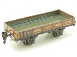 Märklin 1764 17640 Niederbordwagen Spur 0 original und schön AP
