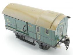 Märklin 1726/0 Gepäckwagen Pwi Wagen grün SW 0 Blech tin AP