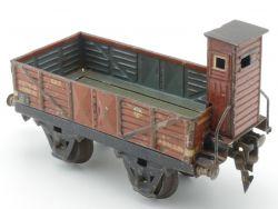 Märklin 1671/0 Offener Güterwagen BRHh Bremserhaus  AP