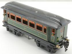 Märklin 1888P Personenwagen grün Spur 0 Blechwagen tin plate AP