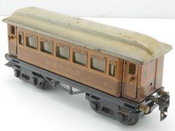 Märklin 1749 Personenwagen Rheingold Mitropa Spur 0 Blech Tin AP