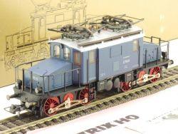 Trix 22438 Elektrolokomotive BR E 70 21 DB DC blau H0 TOP! OVP MA
