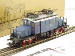 Trix 22438 Elektrolokomotive BR E 70 21 DB DC blau H0 OVP MA