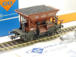 Roco 4334 A Talbot-Schotterwagen Seitenentladewagen 2415 DB OVP ST MA
