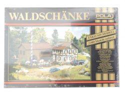 Pola 821 Waldschänke Forsthaus Exklusiv Modell in Folie! NEU OVP MS