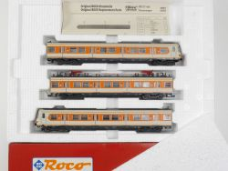 Roco 43001 Triebzug S-Bahn BR 420 421 Märklin-System AC Beleuchtung OVP MS