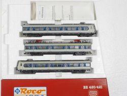 Roco 43002 S-Bahn BR 420 421 Märklin-System AC leicht defekt OVP MS