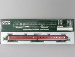 Kato 30704 Fliegender Hamburger VT 04 DB AC Märklin-System TOP! OVP MS