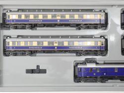 Märklin 4228 Wagen-Set Rheingold Schnellzug Beleuchtung DRG  OVP MS