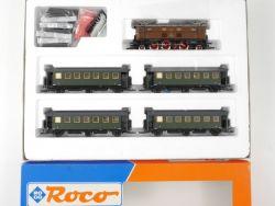 Roco 43923 Zugpackung DRG Personenzug EP2 Märklin-System AC OVP MS