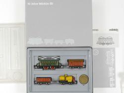 Märklin 0050 Jubiläums-Güterzug-Set 50 Jahre 800 RS 700 TOP OVP MS