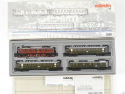 Märklin 2860 DRG Schnellzug Bayern Reichsbahn EP5 Lok defekt OVP MS