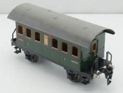 Märklin 1727 17270 Personenwagen 3. Kl DRG Reichsbahn SW 0  MS