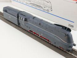 Märklin 3391 Dampflok Stromlinie BR 03 1056 DRG wie NEU! OVP MS
