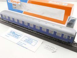Roco 44741 D-Zug-Wagen 1.Kl A4üm 1:87 exact AC für Märklin NEU OVP MS
