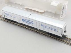 Fleischmann 5389 Schiebedachwagen Bauknecht AC für Märklin OVP MS