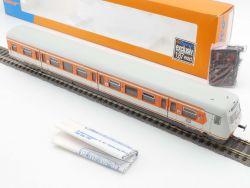 Roco 44672 S-Bahn Steuerwagen AC Radsätze aber DC-Technik lesen OVP MS