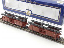 Lima 303227 Güterwagen Autotransporter DB KKK H0 NEU! OVP MS