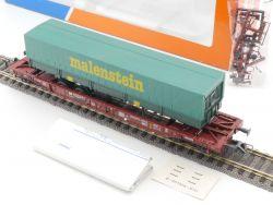 Roco 46358 Einheitstaschenwagen Malenstein AC für Märklin NEU! OVP MS