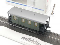 Märklin 4303 Nebenbahnwagen für Glaskasten Beleuchtung NEU! OVP MS