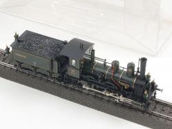 Märklin 2880 König-Ludwig-Zug Dampflok B VI Tristan KBayStsB MS