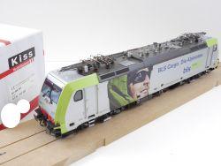 Kiss 510 505 Ellok BR 185.2 Alpinisten Digital BLS Cargo CH OVP AW
