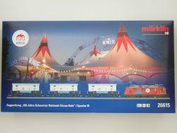 Märklin 26615 Zugpackung Circus Knie Re 420 Digital mfx Sound OVP AW