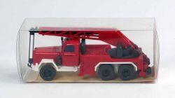 Wiking 630 Feuerwehr Magirus Kranwagen KW 16 OVP ST