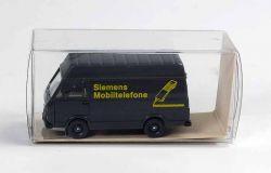 Wiking 304 VW LT28 Hochdach Transporter Siemens Mobiltelefone OVP ST