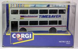 Corgi 91850 Metro Bus London Stadtbus Omnibus Diecast England OVP