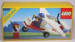 LEGO 6529 Ultraleichtflieger bauen spielen ungebaut OVP 90er Jahre