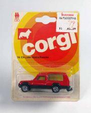 Corgi 76 Juniors Chrysler Matra Rancho Neu Karte Mint on Card MOC OVP