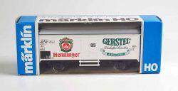 Märklin 83050 4415 Bierwagen Henninger Gerstel SoMo DB NEU! OVP SG
