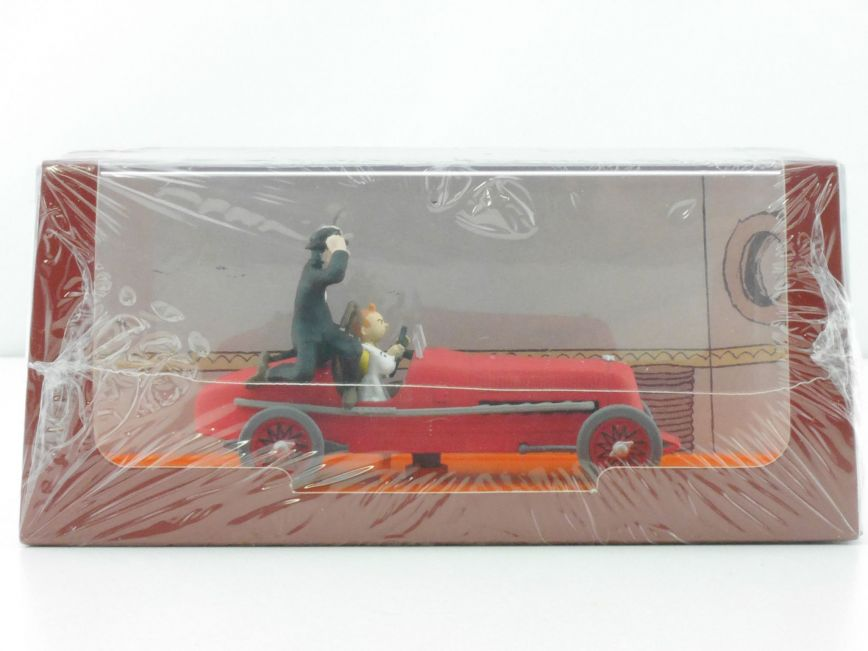 Tintin Tim /& Struppi  in America  TAXI  ATLAS  1:43  OVP NEU