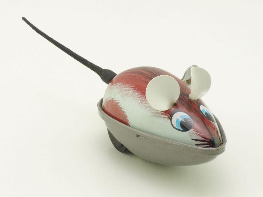 Antikspielzeug Blechspiezeug Maus