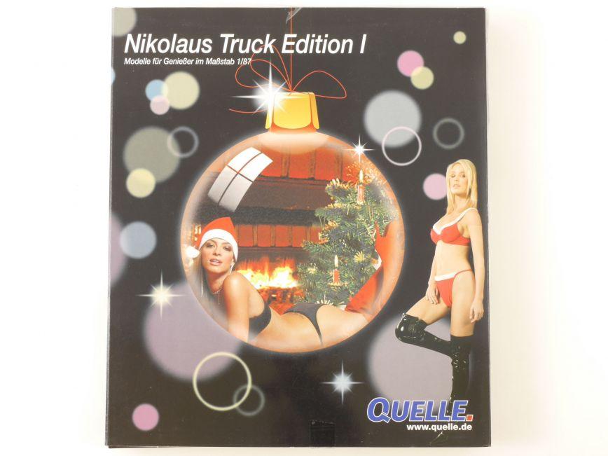 official photos 48125 0ebb3 Quelle Set Nikolaus Dessous Truck Edition - Augsburger ...